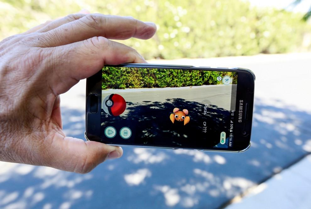 Pokemon Go: покемономания охватывает мир