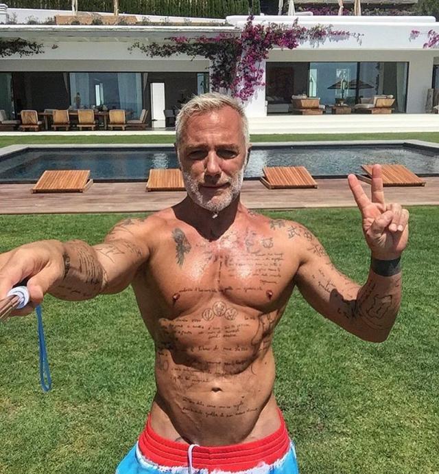 Танцующий итальянский миллионер Джанлуки Вакки