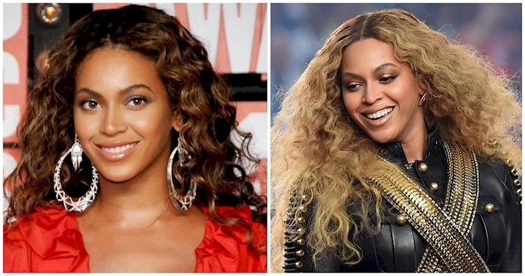 13 знаменитостей, которые стали блондинками