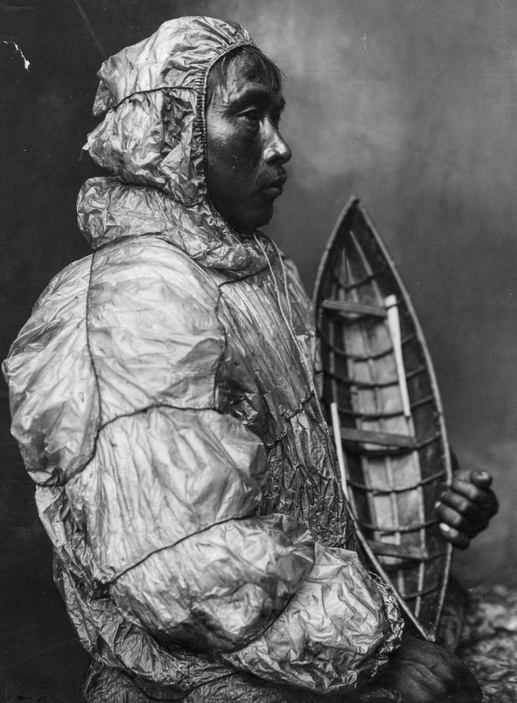 Эскимосы Аляски на бесценных исторических снимках 1903 – 1930 годов