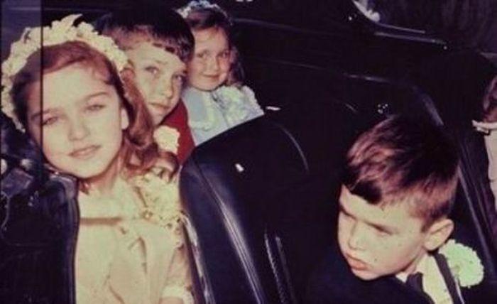 Редкие фотографии зарубежных знаменитостей