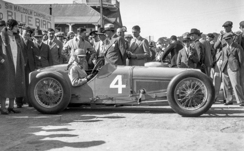 Золотой век британского автомобильного спорта