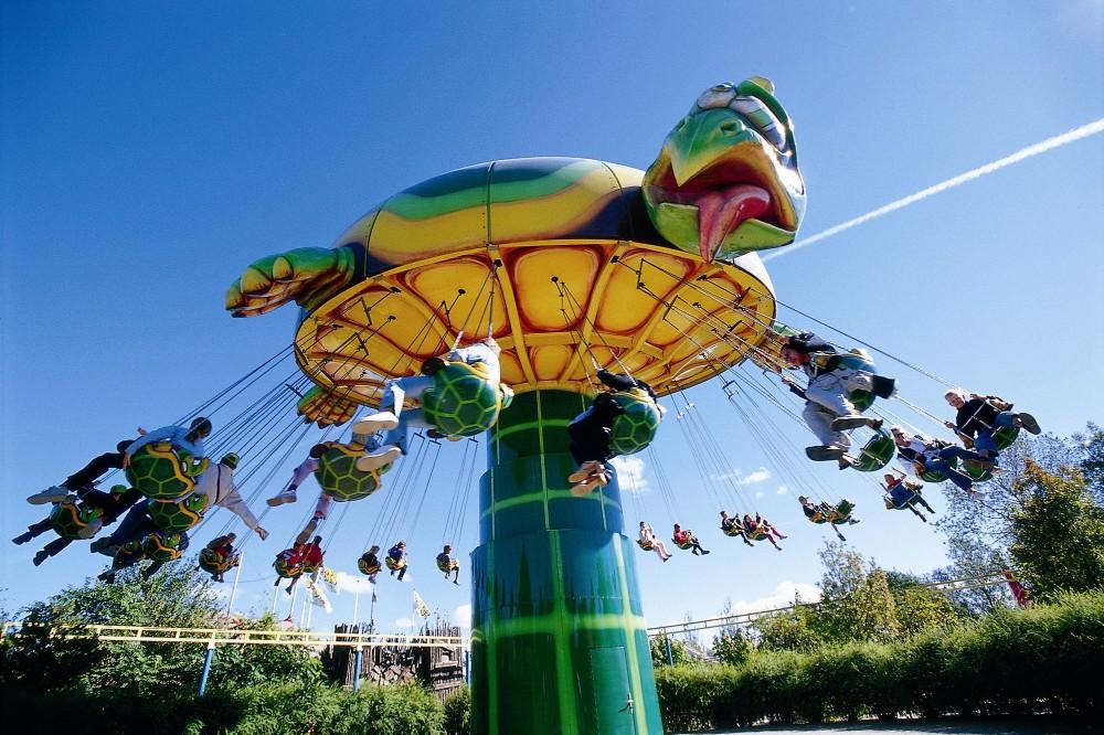 14 самых безумных парков развлечений
