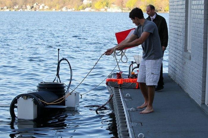 Самодельная подводная лодка