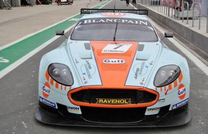 Aston Martin DB9 снимают с производства