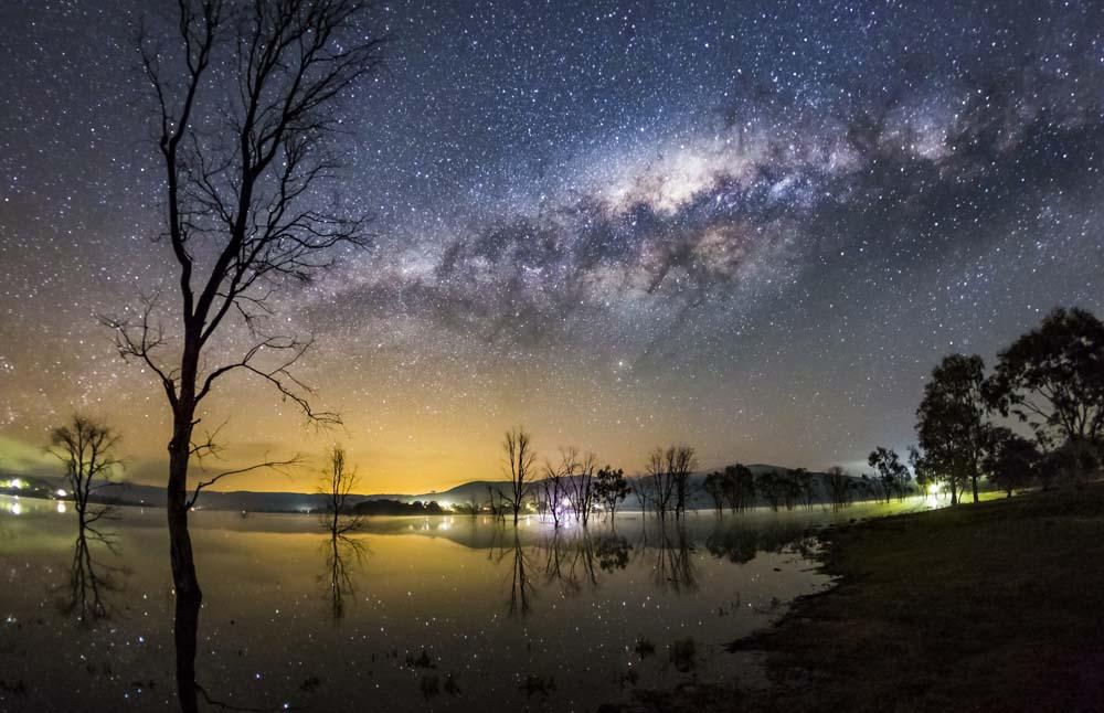 Лучшие фото ночного неба 2016