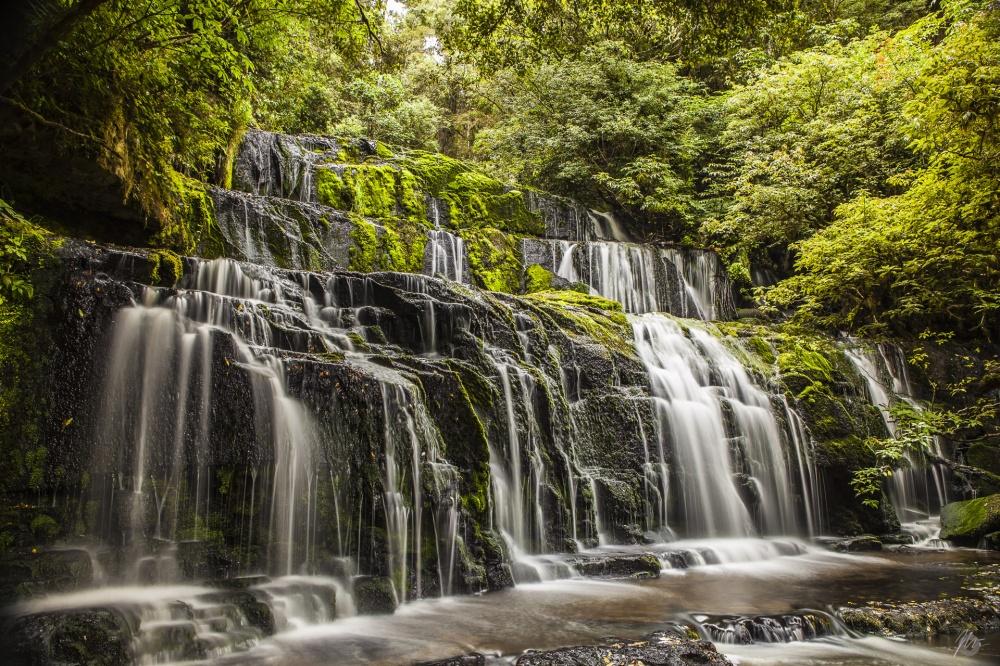 Волшебная природа Новой Зеландии