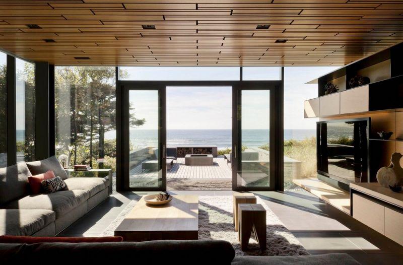 Дом на берегу Тихого океана