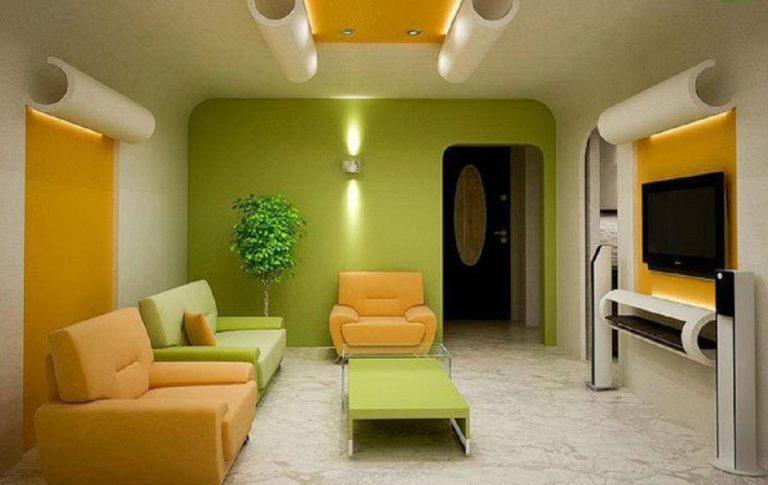 Стильные интерьеры гостиной для пяти разных поколений
