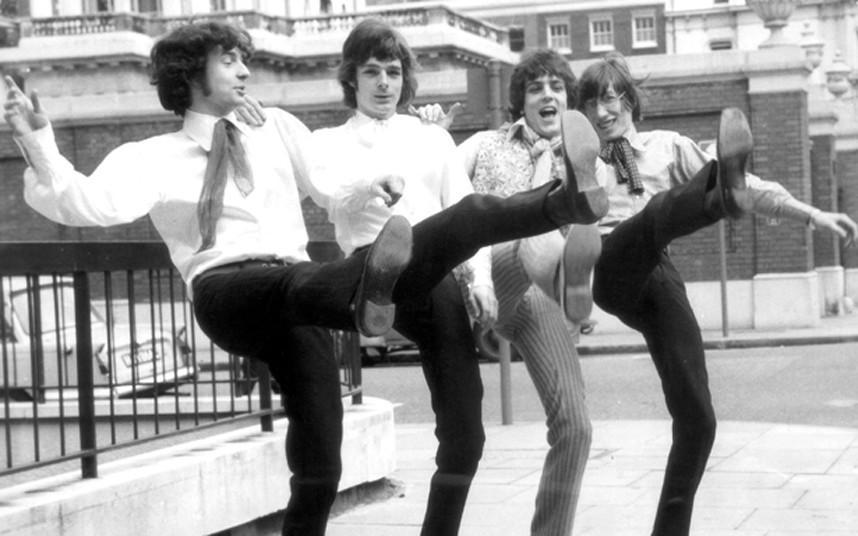 Pink Floyd в фотографиях