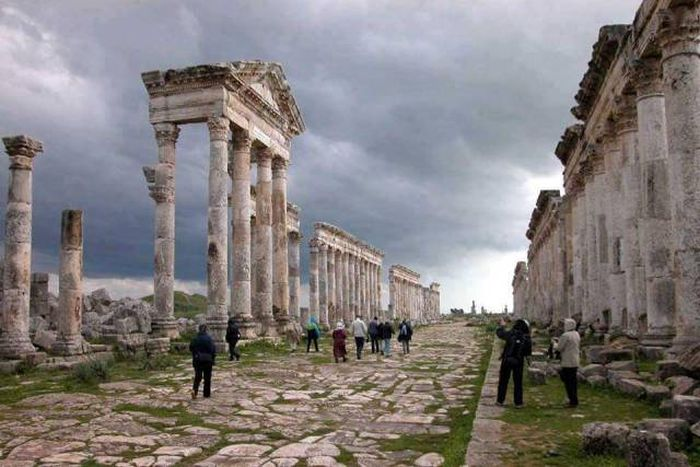 Сирия до начала войны