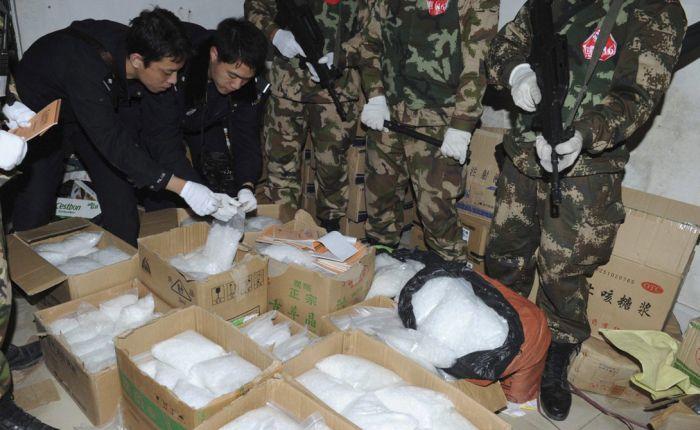 В КНДР рабочих заставляют принимать метамфетамин