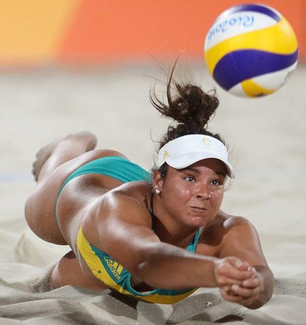 Женский пляжный волейбол на Олимпиаде в Рио