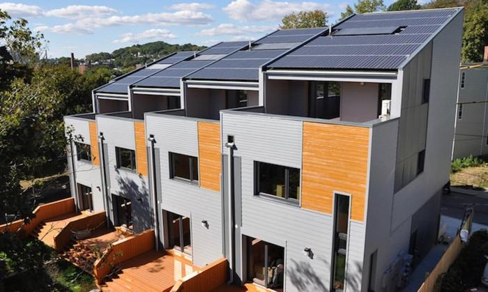 7 домов, которые производят больше энергии, чем потребляют их жильцы