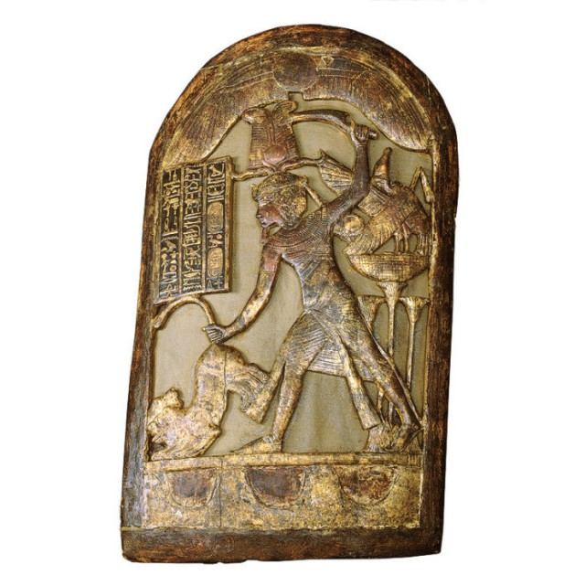 Интересные артефакты из гробницы фараона Тутанхамона