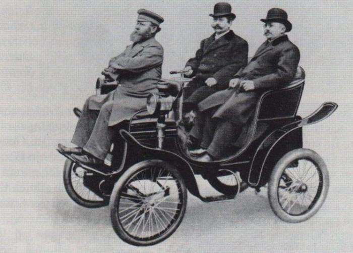 Немецкие автомобили, о которых вы ничего не знали