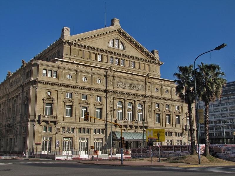Самые известные и красивые оперные театры в мире