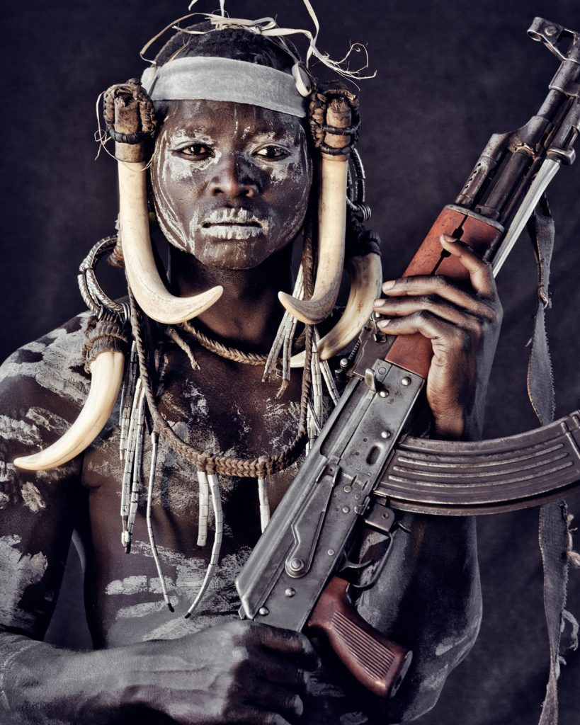 Фотографии последних племён, сохранившихся на Земле