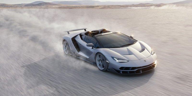 Самый мощный спорткар от Lamborghini
