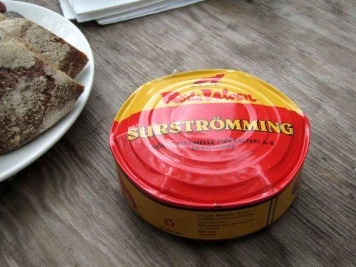 Странные блюда из разных стран мира
