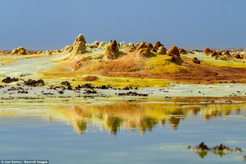 Соляные шахты в Эфиопии: самое жаркое рабочее место на Земле