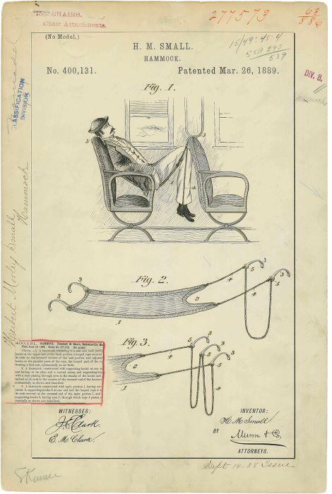 Странные изобретения XIX - начала XX века