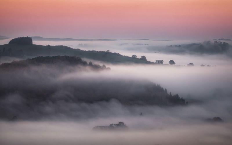 Замечательные пейзажные фотографии от Верити Миллиган