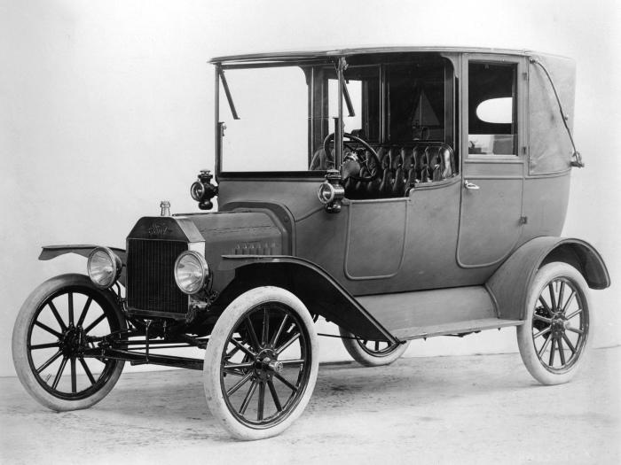 10 небезопасных машин в истории автопрома