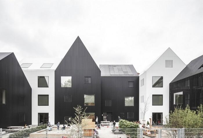 Необычный проект детского сада в Германии