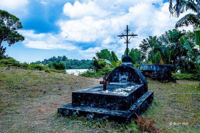Остров пиратов Иль-Сент-Мари
