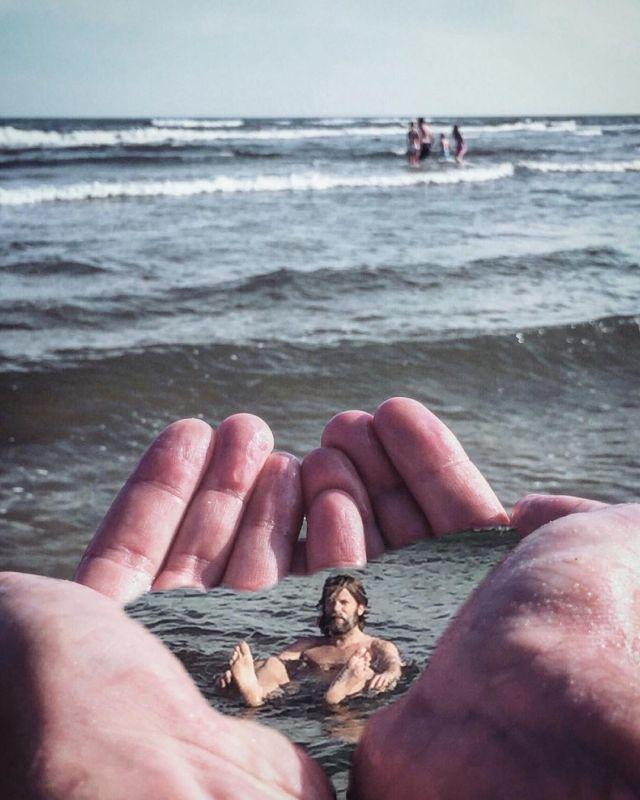 Сюрреалистические снимки, сделанные на телефон