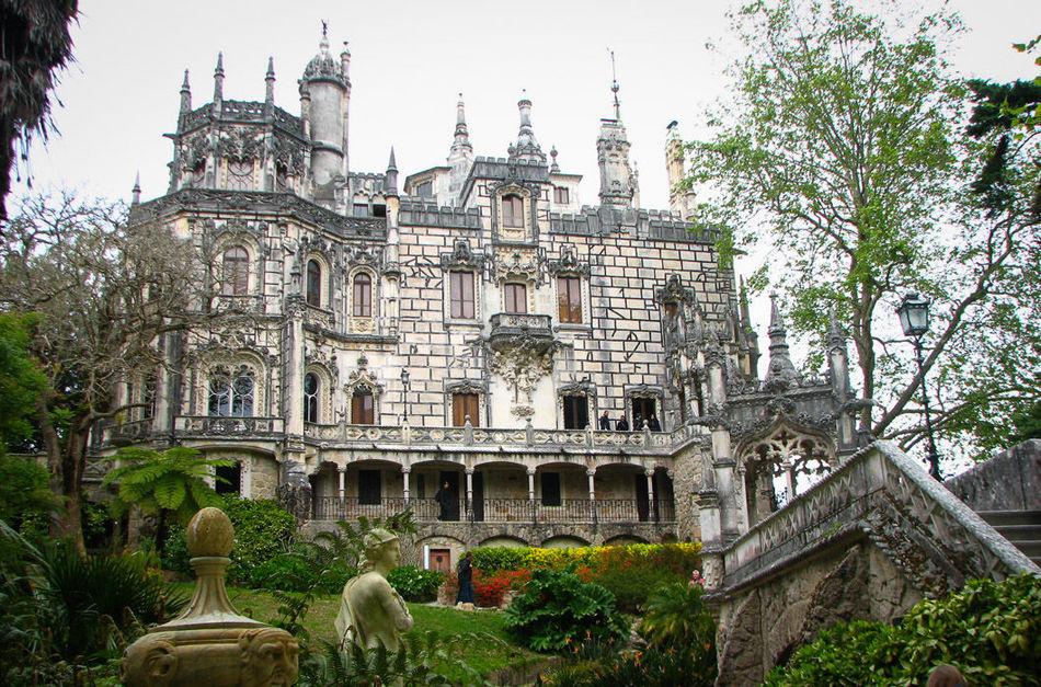 Самые роскошные дворцы мира фото