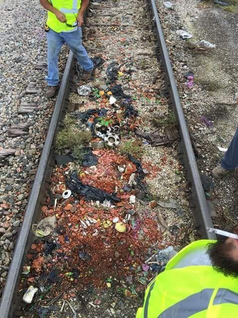 Жрецы гаитянского вуду искренне верят в силу поездов