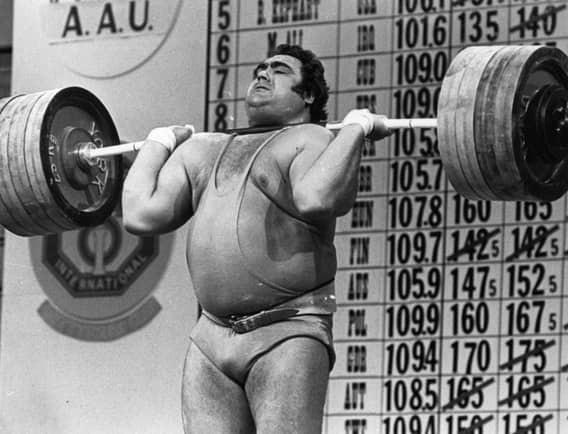 15 самых сильных атлетов в истории