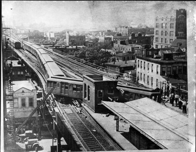 Эволюция метро в США