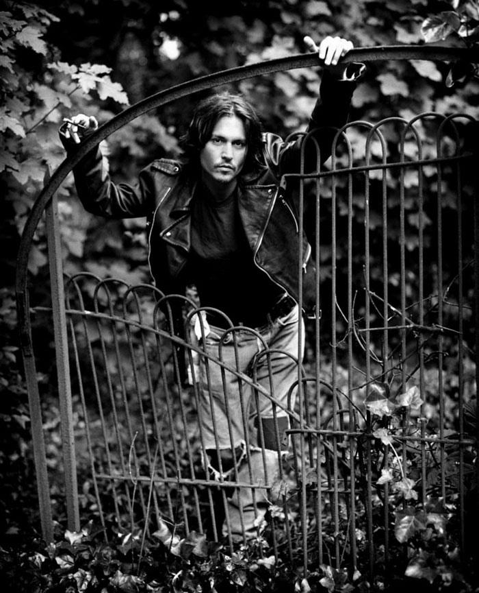 Нетривиальные портреты знаменитостей от фотографа Марка Селигера
