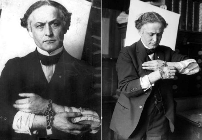 Секреты великого иллюзиониста Гарри Гудини