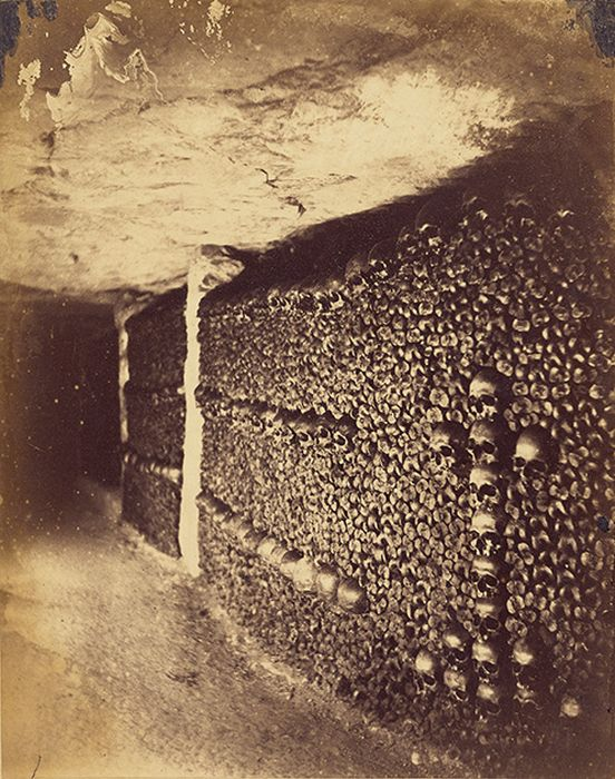 Тайны подземных лабиринтов Парижа