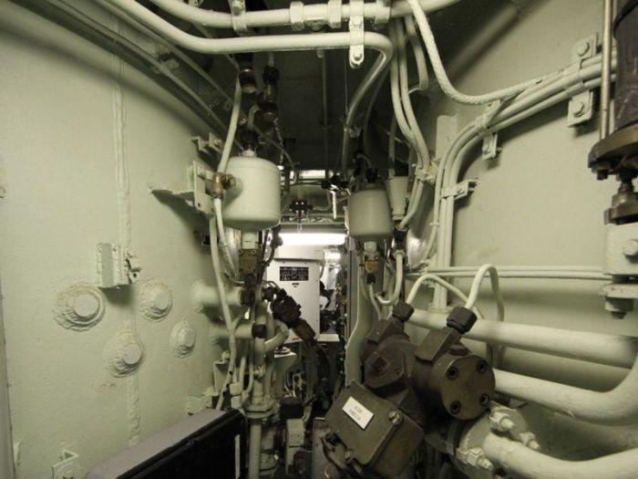 Атомная подводная лодка Редутабль, ставшая музеем