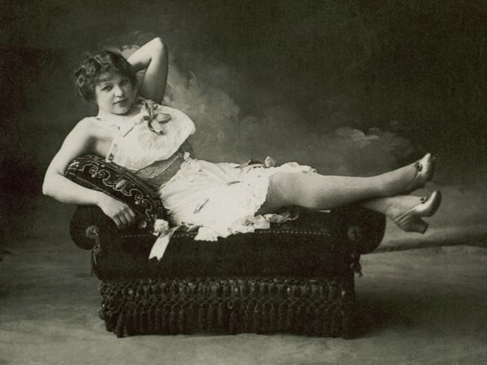Невероятная популярность жриц любви в викторианскую эпоху