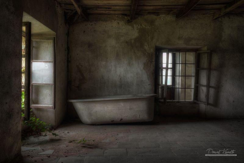 Заброшенные места в Италии