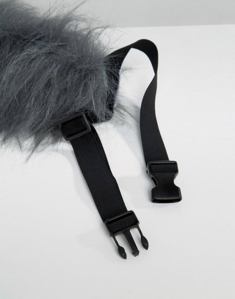Накладные хвосты - новый модный тренд