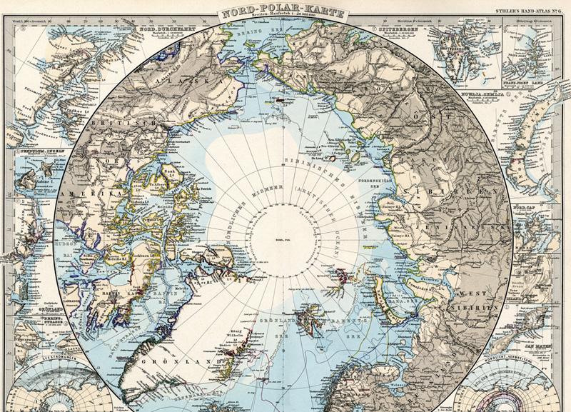 Острова-призраки, которые можно найти на карте мира