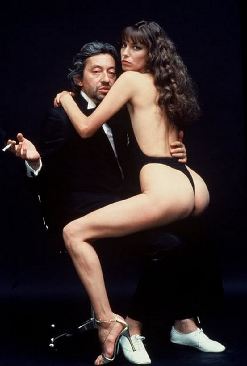 Провокационные эротические фотографии от Хельмута Ньютона