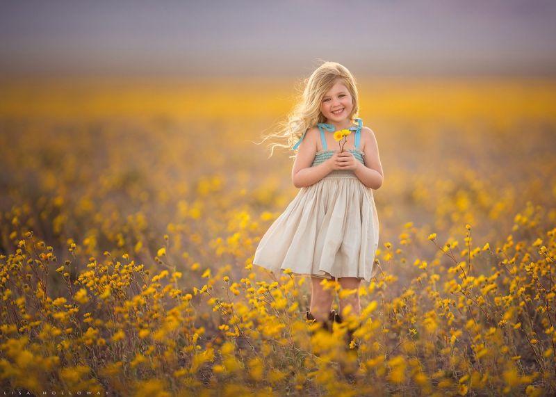 Трогательные снимки детей от Лизы Холлоуэй