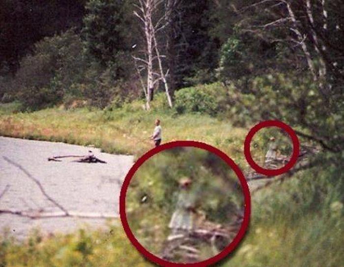 Наиболее известные снимки привидений