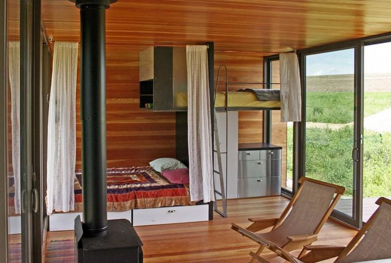 Небольшие, но уютные домики