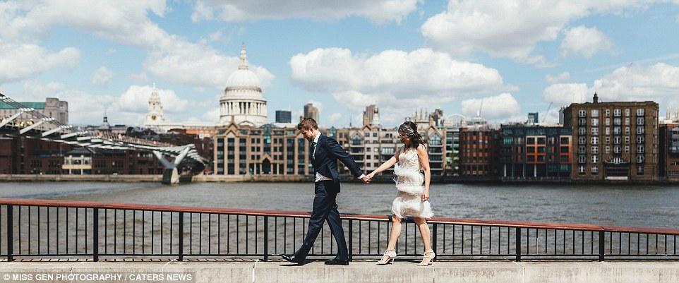 Самые романтичные направления свадебных фотосессий 2016 года