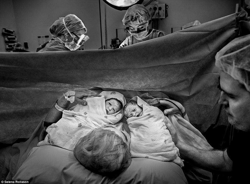 В Австралии объявили лучших фотографов, снимавших роды