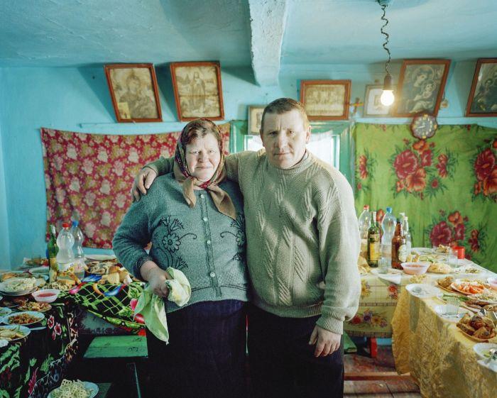 Жизнь и быт украинских бойков